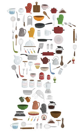 cooking utensil: Cooking Utensil Icons