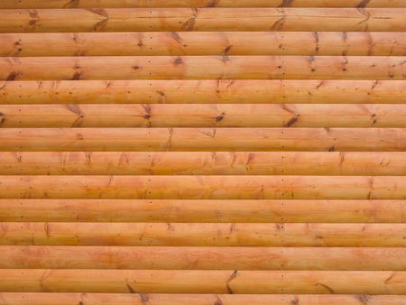 log: Log house structure wood building home exterior Stock Photo