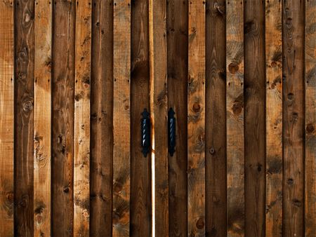 Brown wood background textured pattern plank wall Stock Photo - 5597147