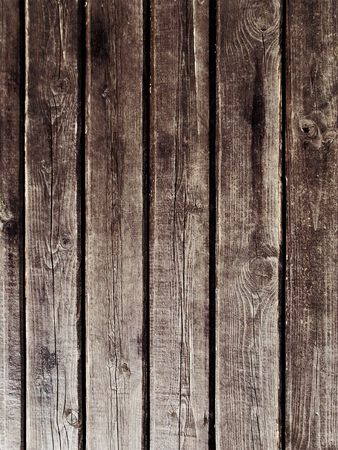 Brown wood background textured pattern plank wall photo