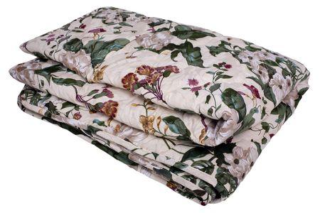 Almohada cómoda cama interior casa de interiores Foto de archivo