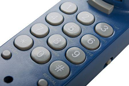 phone handset: Comunicazione telefonica o telefono portatile isolato