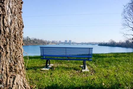 sensations: modern view of a modern natural park
