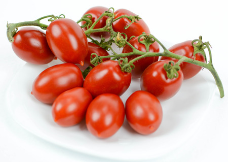 Italian original freshly picked cherry tomatoes