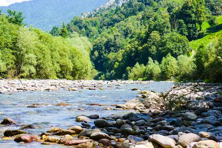 hidden corners of the Italian mountains