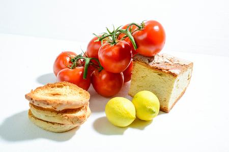 italian finger food healthcare diet Stock Photo