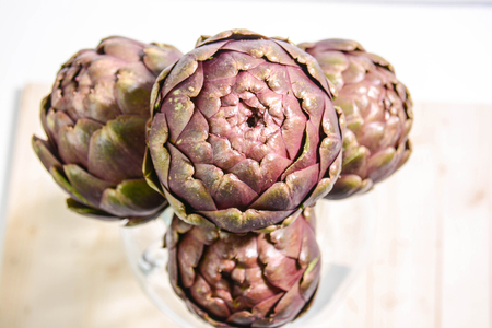 artichokes of the Italian countryside