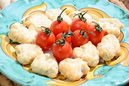 Italian food for Mediterranean healthy diet Zdjęcie Seryjne
