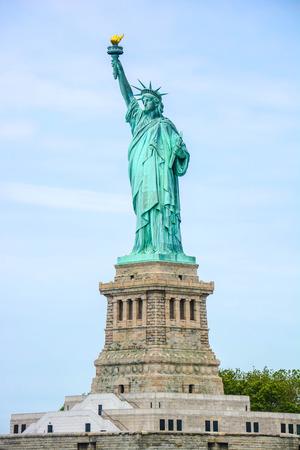 Lady Liberty original views of statue