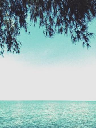 sky  sea: Cielo blu & mare