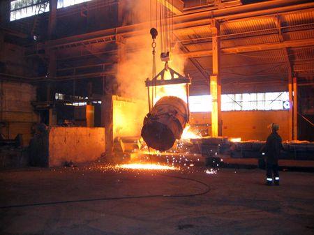 smelting: Smelting industry