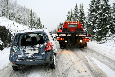 Car rescue photo