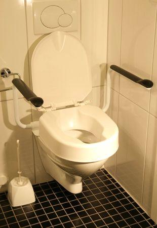 handicap: WC disabili