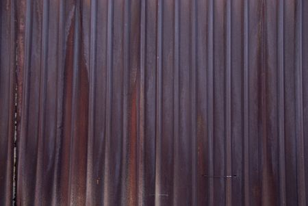 rusty surface iron wall, background Stock Photo - 2661780