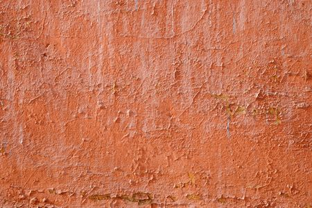 old painted damaged wall background photo