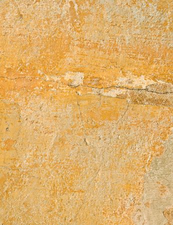old damaged painted wall background Stock Photo - 2824569