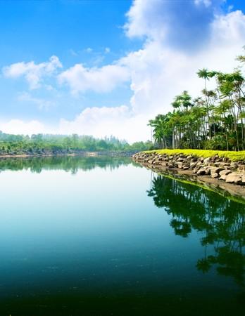 park in Thailand Stock Photo - 4548638
