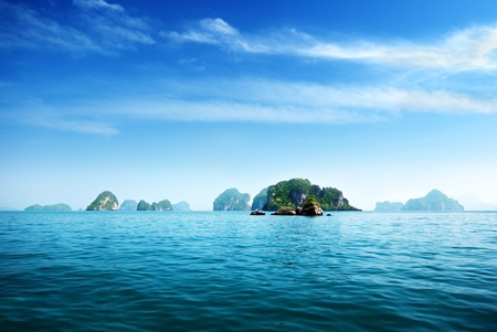 island in Andaman sea Thailand Stock Photo - 10035909