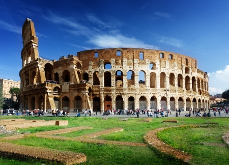 Colosseum in Rome, Italy Stock Photo - 11915216