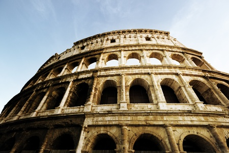 Colosseum in Rome, Italy Stock Photo - 11915215