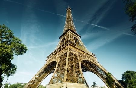 eiffel: Eiffel Tower, Paris, France