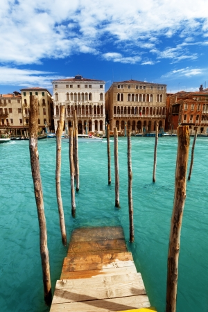 Grand Canal, Venice, Iataly photo