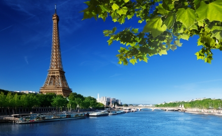 Eiffel tower, Paris. France Stock Photo - 16979547