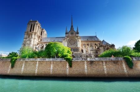 Notre Dame  Paris, France  photo