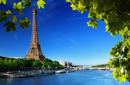 Eiffel tower, Paris  France Stock Photo - 17688489