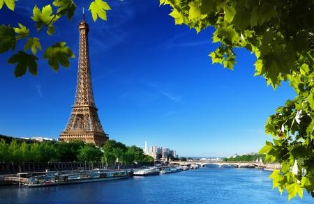 Eiffel tower, Paris  France Stock Photo - 17688489