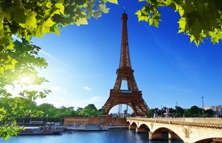 Eiffel tower, Paris  France Stock Photo - 19086524