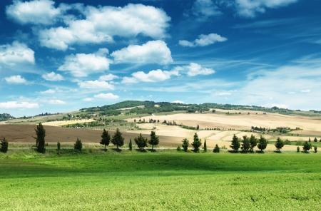 Tuscany, countryside, Italy Stock Photo - 19713446