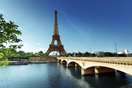Eiffel tower, Paris  France Stock Photo - 19713502
