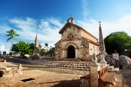 village Altos de Chavon, Dominican Republic  Reklamní fotografie