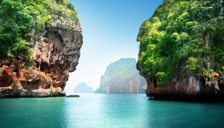 paysage légendaire de la Thaïlande