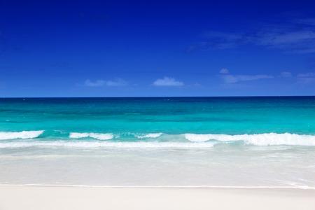 lazio: tropical beach Stock Photo