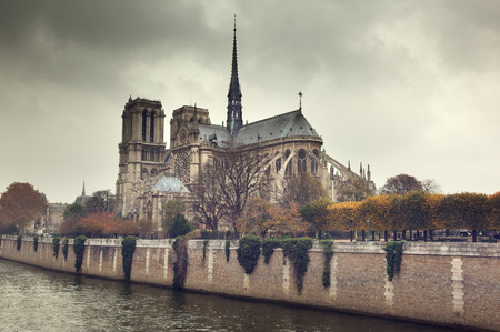 Notre Dame Paris, France  photo