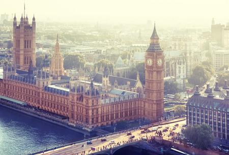 Londres - Palais de Westminster, Royaume-Uni Banque d'images