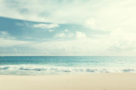 tropical beach Archivio Fotografico