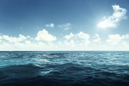 完璧な空と海 写真素材 - 36534301