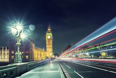 Big Ben from Westminster Bridge, London Reklamní fotografie - 37651664