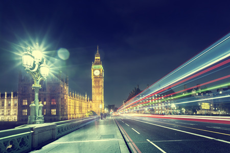 Great: Big Ben from Westminster Bridge, London
