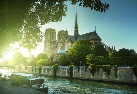 notre: Notre Dame de Paris, France