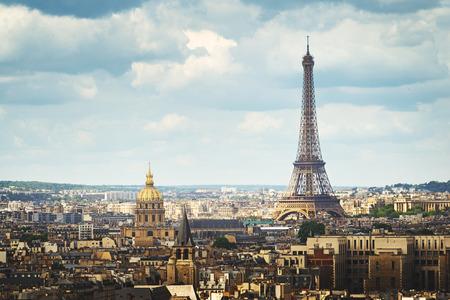 에펠 탑, 파리, 프랑스에서보기