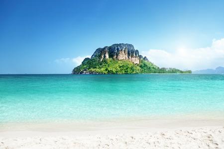krabi: Poda island, Krabi province, Thailand