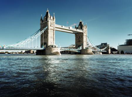 tower bridge: Tower Bridge in London, UK