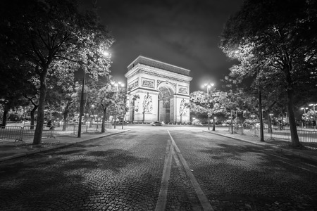 Arc de Triomphe Paris, France