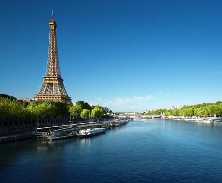 Eiffel tower, Paris. France Stockfoto