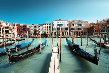 Grand Canal in Venice, Italy 版權商用圖片