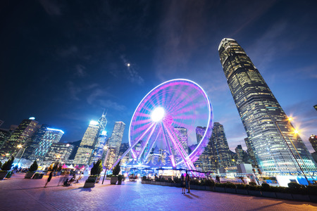 Observation Wheel, Hong Kong Editorial